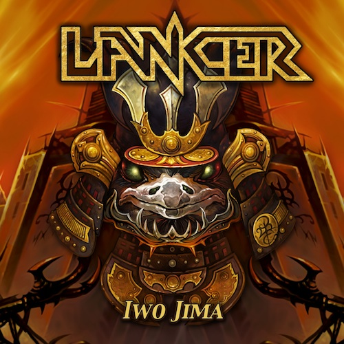 LANCER - Iwo jima coverrrr
