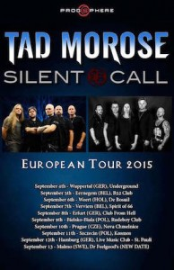 Tad Morose poster European tour copy 3