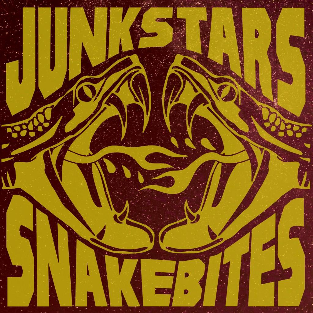 Junkstars - Snakebites Cover copy