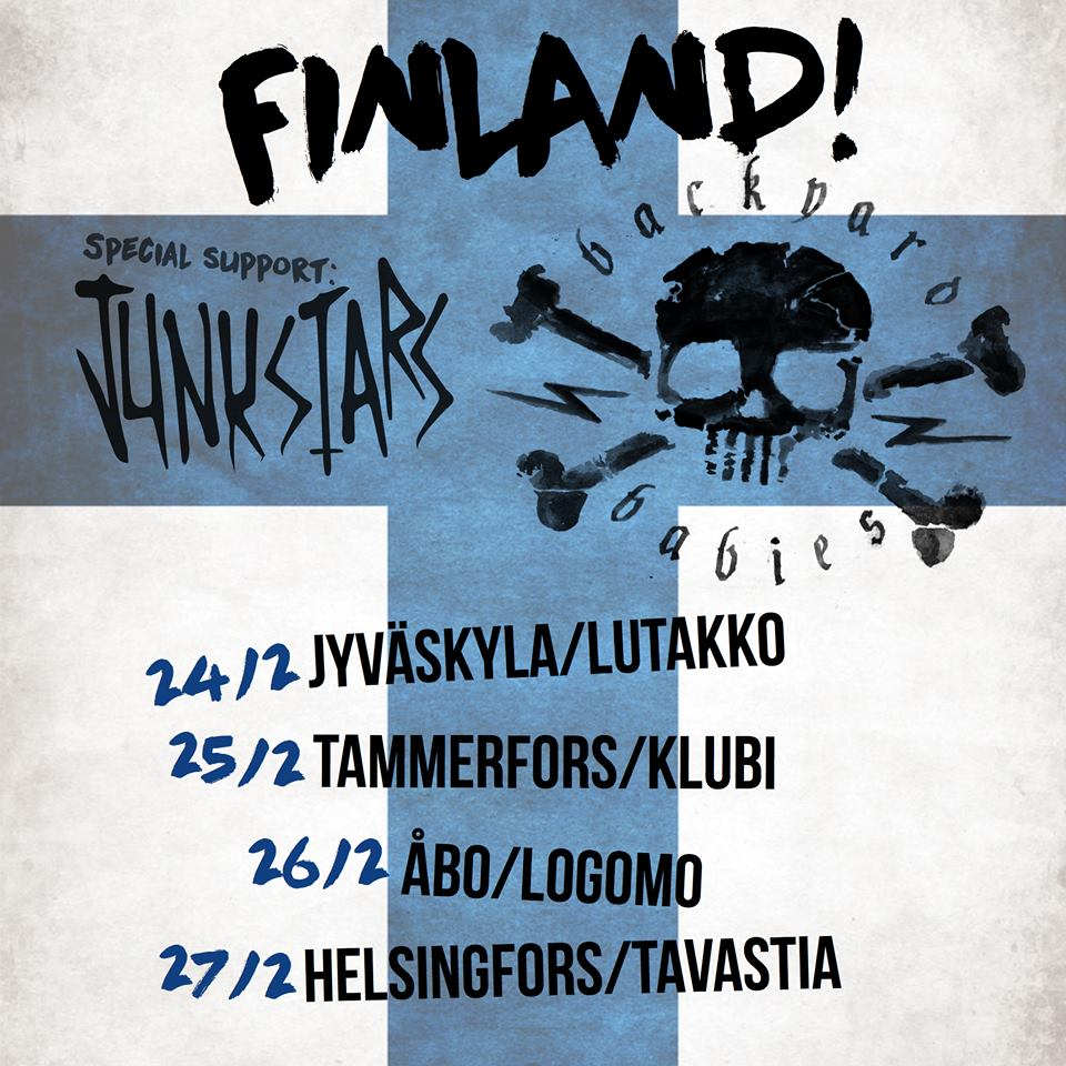 Junkstars-Finland
